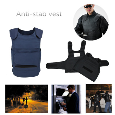 Anti Stab Vest Anti-knifed Defense Body Armour Vest (steel can be added) #T