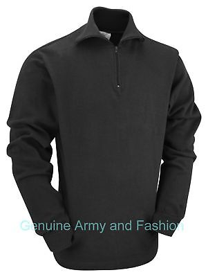 Norwegian British Army Style Military Cold Weather Field Shirt Norgie Norgy Top