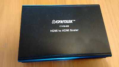Tv One 1T-VS-626 professional hdmi scaler / audio extractor