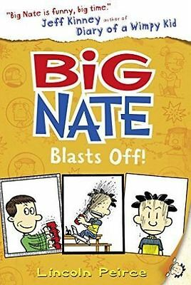 Big Nate Blasts Off (Big Nate, Book 8) by Lincoln Peirce (Paperback, 2016)-G052