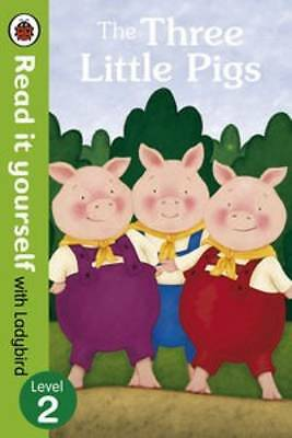 The Three Little Pigs -Read it yourself with Ladybird: Level 2 by Penguin-G054