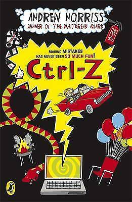 Ctrl-Z by Andrew Norriss (Paperback, 2009)-G058