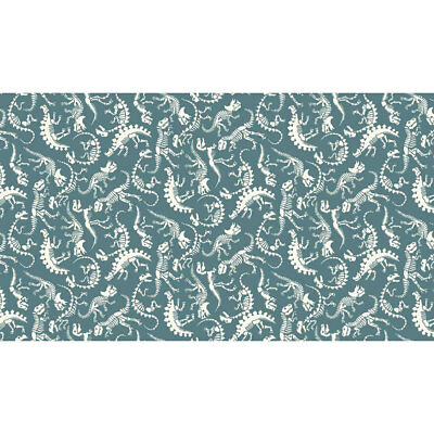 Makower Patchwork Fabric Rex Placement Grey Per 1//4 Metre