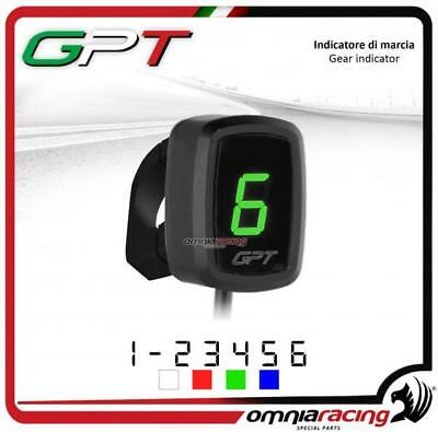 Contamarce GPT plug&play verde e supporto Honda NC700X/S NO ABS 2012>2014