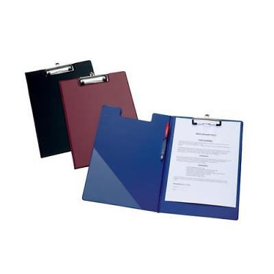 SHINE A4 Clipboard Solid Single & Fold-Over Various COLOUR HOME OFFICE SCHOOL