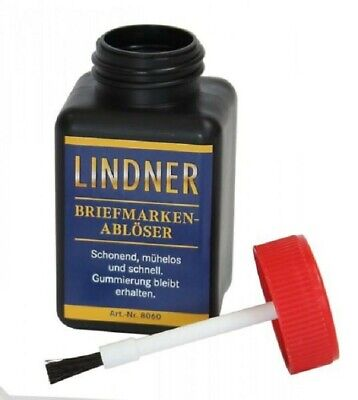 Lindner ERNI Stamp Remover Lift High Quality Best Fluid For All Types NEW