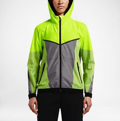 f9f2763f4c Nike Womens Hooded NikeLab Windrunner X Kim Jones Jacket Volt M 837938-702  $275