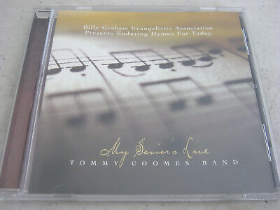 Tommy Coomes Band - My Savior's Love   [CD] FREE U.S. SHIPPING