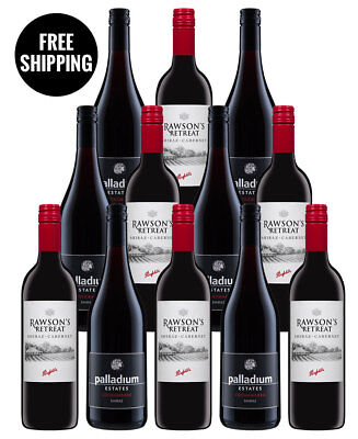 Penfolds And Palladium Bundle (12 Bottles)