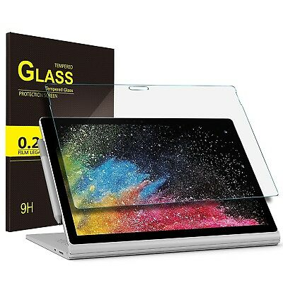 "For Microsoft Surface Book & Book 2 13.5""  Tempered Glass LCD Screen Protector"