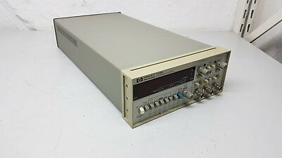 HP 5316B Frequenzzähler 1GHz Counter Opt 003