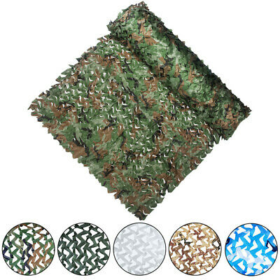 10M 7M 3M Military Amy Colors Hunting Shooting Fishing Hide Netting Camouflage