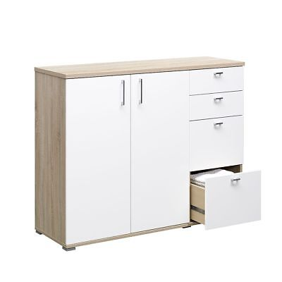Cs Schmal Kommode Rio Art Iii Sideboard Schrank Lowboard Highboard