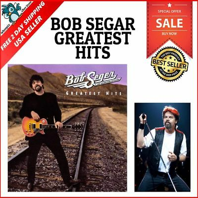 Bob Seger And The Silver Bullet Band Greatest Hits Audio CD Rock Music CDs New