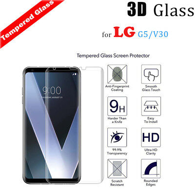 1pcs For LG G5/V30 G4 Mini Tempered Glass Screen Protector Clear Protective DK