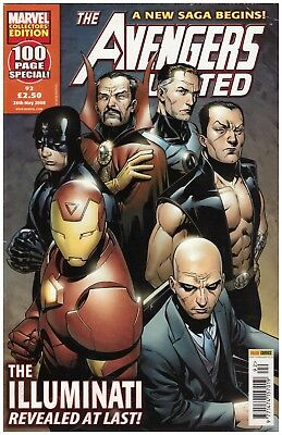 The Avengers United #92 from Marvel/Panini Comics UK