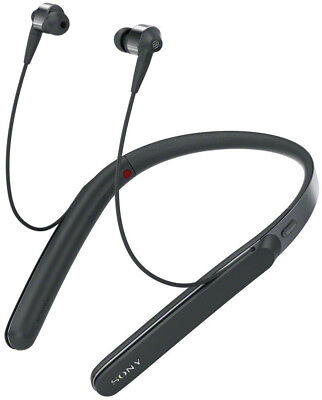 Sony Premium Noise Cancelling Wireless Behind-Neck In-Ear Headphones - WI1000XB