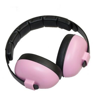 Baby Banz earBanZ Infant Hearing Protection Pink 0-2 YEARS