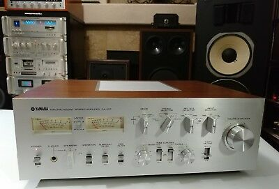 Yamaha CA-1010 Stereo Pre Main Amplifier  100 wpc - Fully Functional -Demo Vid!