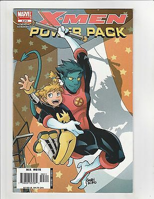 X-Men and Power Pack (2005) #3 VF 8.0 Marvel Comics Nightcralwer,Wolverine