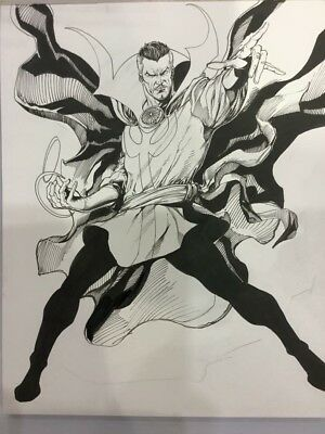 Original Art FIGURE Sketch Of Your Choice By ETHAN VAN SCIVER!