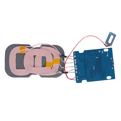 Qi Wireless Charger Pcba Circuit Board With 3 Coil Wireless Charging Pad Diy ro