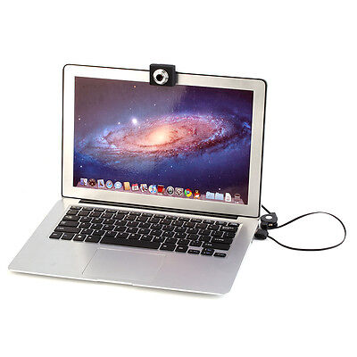 USB 30M Mega Pixel Webcam Video Camera Web Cam For PC Laptop Notebook Clip co
