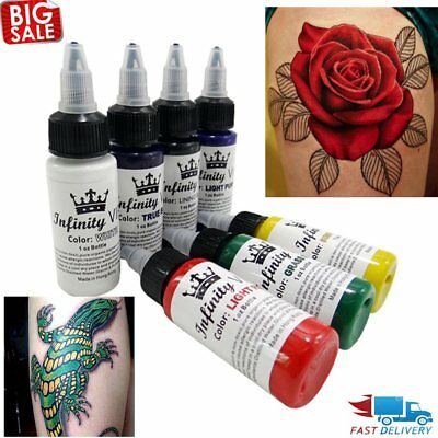 Natural Pure Plant Tattoo Pigment Permanent Makeup Tattoo Ink Pigment Suppliesia