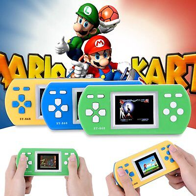 """Portable 1.8"""" Handheld Video Game Console SY-868 Built-in 230 Free Retro Games"""