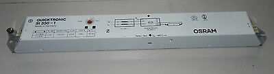Osram Quicktronic Professional / Type: st 350-1 / Electronic Ballasts