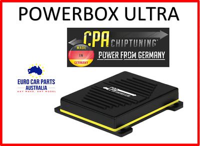 Performance Chip.  Alfa Romeo Sportwagon 2.4 Jtd 10V Powerbox Ultra