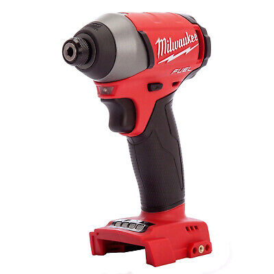 Milwaukee 18V Fuel M18 Cordless Brushless Impact Driver - M18FID-0 AU Model