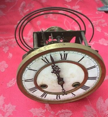 High Quality Vienna Regulator Clock Movement Dial Hands  Mount And Gong