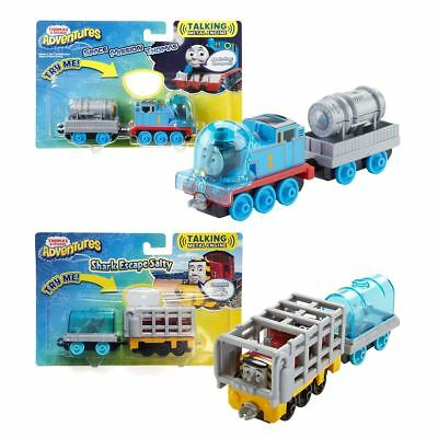 New Thomas & Friends Shark Escape Salty Or Space Mission Talking Engine Official
