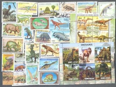 Prehistoric Animals-Wildlife-Dinosaurs unusual 200 all different collection