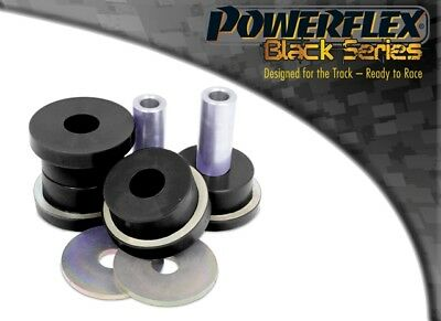 Powerflex BLACK Rear Subframe Front Bush PFR80-1235BLK