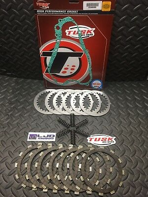 Tusk Clutch Kit With Heavy Duty Springs Fits Suzuki RM125 1999-2007