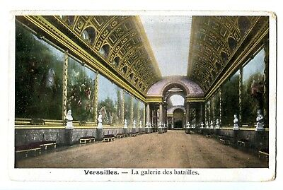 CPA - Lot de 2 Cartes postales - France - Versailles (CP47-48)