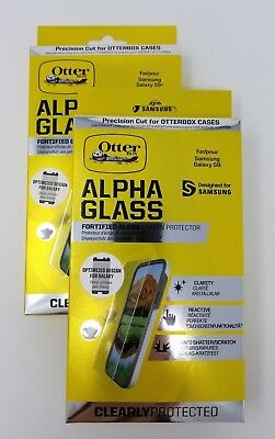 check out f1d4e e3510 ORIGINAL OTTERBOX ALPHA Glass Clear Screen Protector for Galaxy S9 / S9+  NEW!!