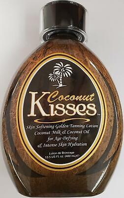 Fresh  Ed Hardy Coconut Kisses Tanning Lotion, 13.5 Oz