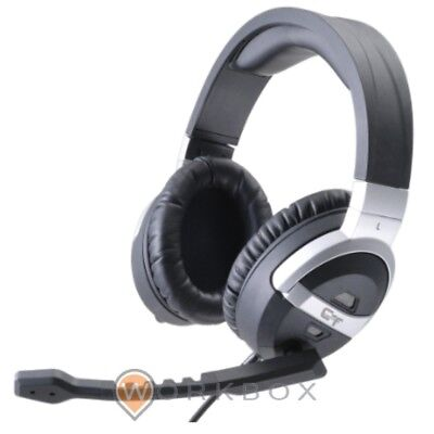 Cuffie Gaming Ctesports Mantra 53Mm 3D Sound