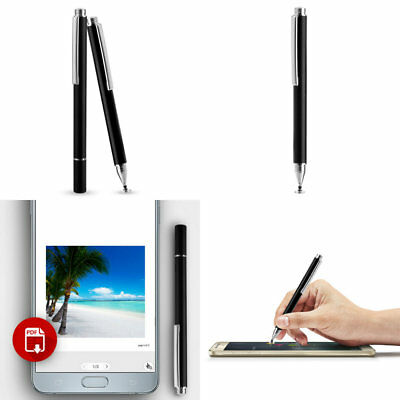 Stylus Touch Pens for Apple Ipad iPhone Android Phones Tablet Black UK Srock New