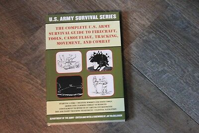 U.s. Army Survival Series- Department Of The Army