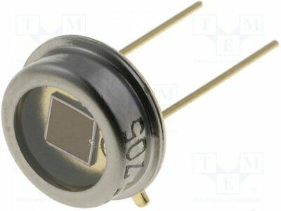 1 st Fotodiode; 920nm; 550-1040nm; 100°; Montage: THT