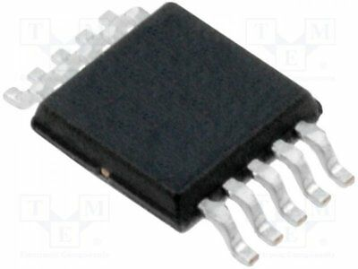 1 st Driver; MOSFET extern; boost, LED Controller; 7,5÷20V; 2750mA