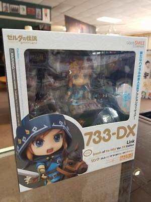 Nendoroid Link #733-DX Breath of the Wild Ver. DX Edition