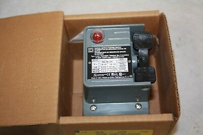 Square D 2510 Kw1A Manual Starter