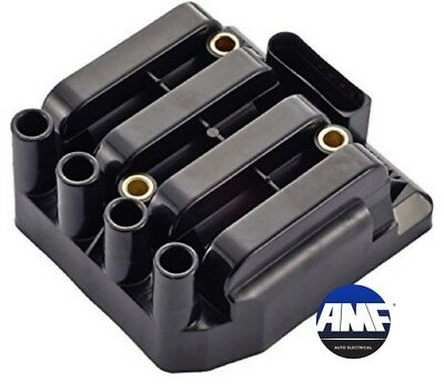 New Ignition Coil Plug Pack 00-06 for Jetta Golf Beetle 2.0L L4 UF484 06A905097
