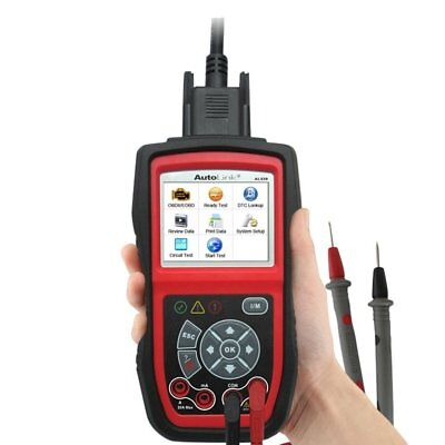 Autel AL539 AutoLink Code Reader Car Diagnostic Tool Obd2 Scanner Automotive