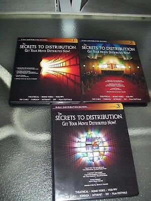 The Secrets To Distribution: Get Your Movie Distributed Now By Jerome Courshon